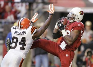 Browns Cardinals Football