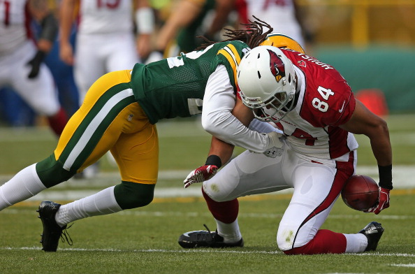 Cardinals Fall Again in Green Bay, but It's Not as Bad as It Lo…