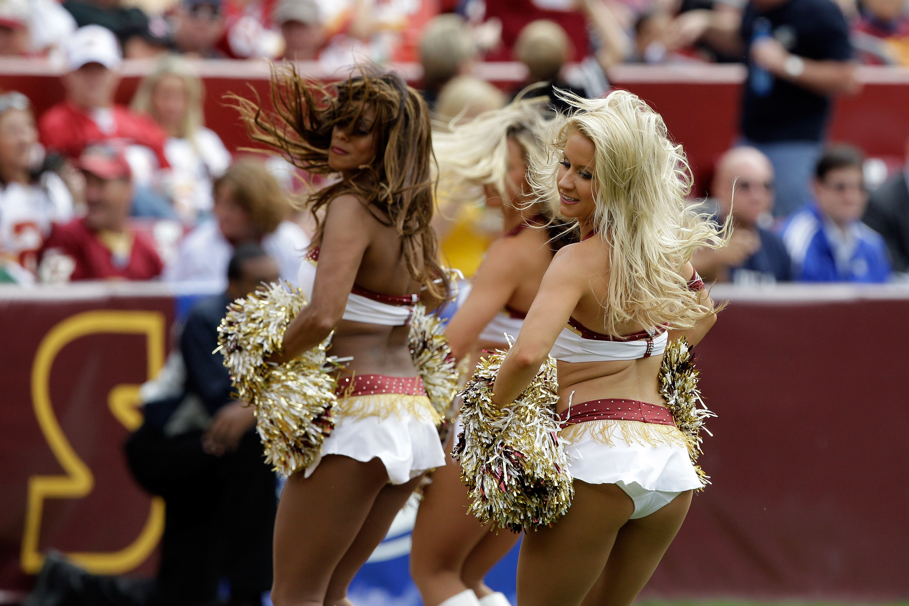 That Sexy pro cheerleaders ass matchless message