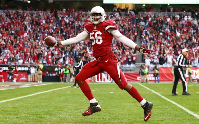 Cardinals Talking With Free Agent LB Karlos Dansby